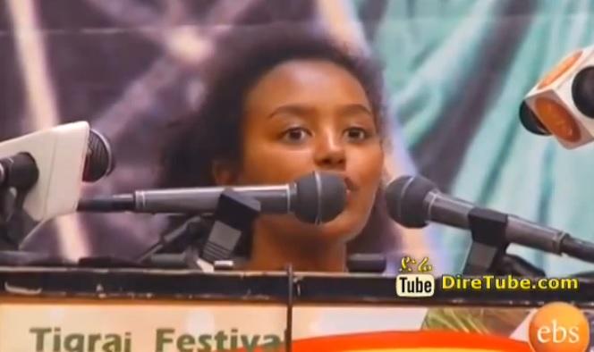 Semonun Addis - Highlights on Diaspora's Festival 2014 in Mekelle