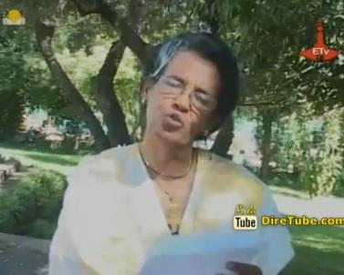 Addis TV - Best Poems from Women Poets : Ending Gender based Violence