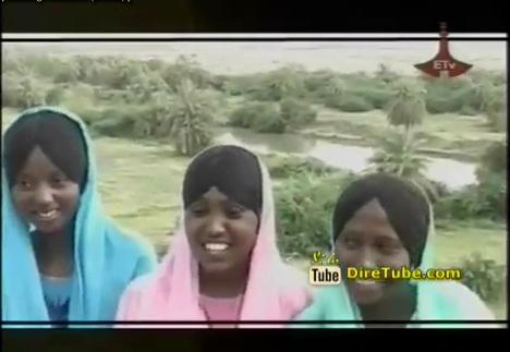 Qusman Qali - Gadabe [Ethiopian Traditional Music]