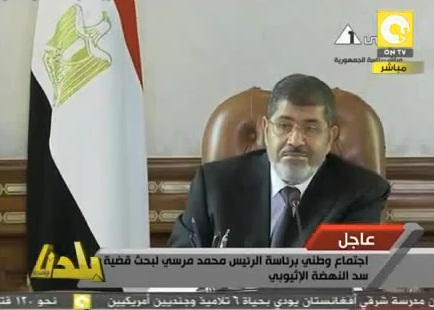 Egypt TV - Egypt Talks about Military Attack Against Ethiopia [Must Watch]