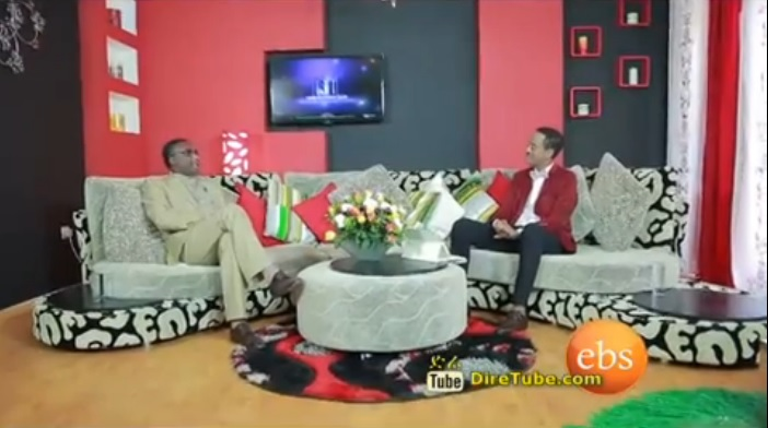 Jossy In Z House - Artist Getnet Enyew with Jossy Talks about His Career
