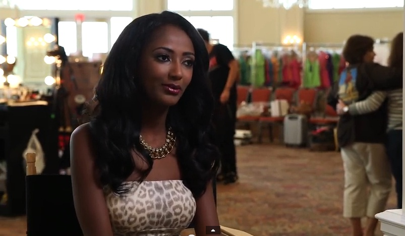Hiwot Bekele - Ethiopia - Hiwot Bekele Official Miss Universe Interview
