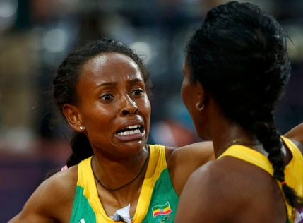 London 2012 - Meseret Defar First Olympian To win 5000M Twice