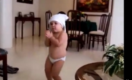 Funny Video - 'Babies are a Better Dancers Than You' Compilation