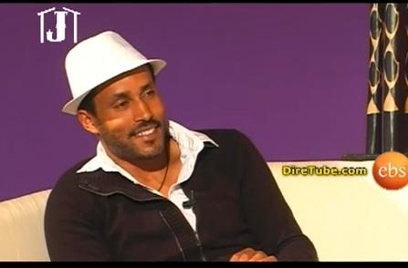 Jossy in Z House Show - Meet Talented Ethiopian Artist Girum Ermiyas - S02E04