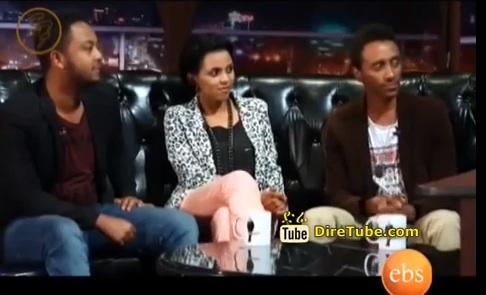 Seifu Fantahun Show - Interview with Zeritu Kebede, Dibekulu and Henok Mahri