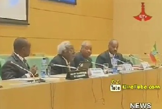 Ethiopian News - Scholars Capitalize on Ethiopia's Contribution for Pan African Movement
