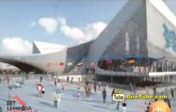 Bet Lembosa - London 2012 Olympic architecture