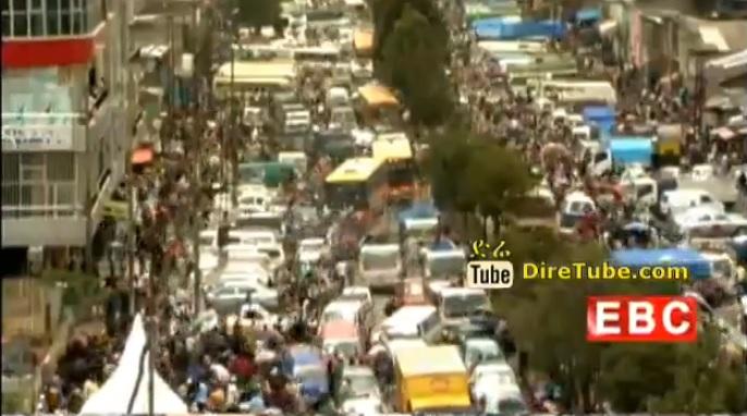 EBC Special - Inside Africa's largest open air market - Merkato