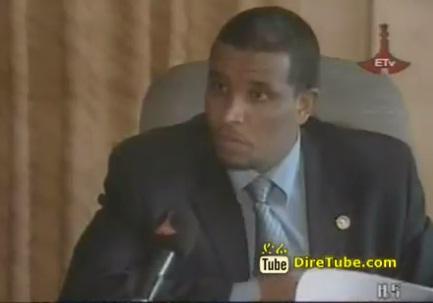 Ethiopian News - Andualem Arage, Eskinder Nega, and Abebe Belew Case Continues