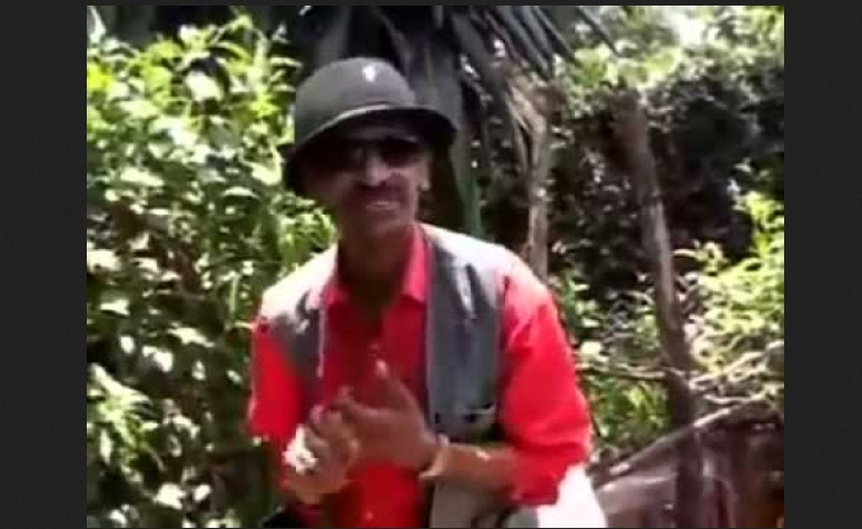 Ethiopian Comedy - Comedian Teferi Mengistu jokes about difficulty of life in Ethiopia