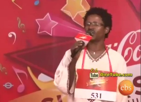 Tewodros Fisum - Coca Cola Super Stars Round 1 Episode 11
