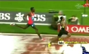 Ethiopian Sport - Interview with Mohamed Aman 800 Meter Hero