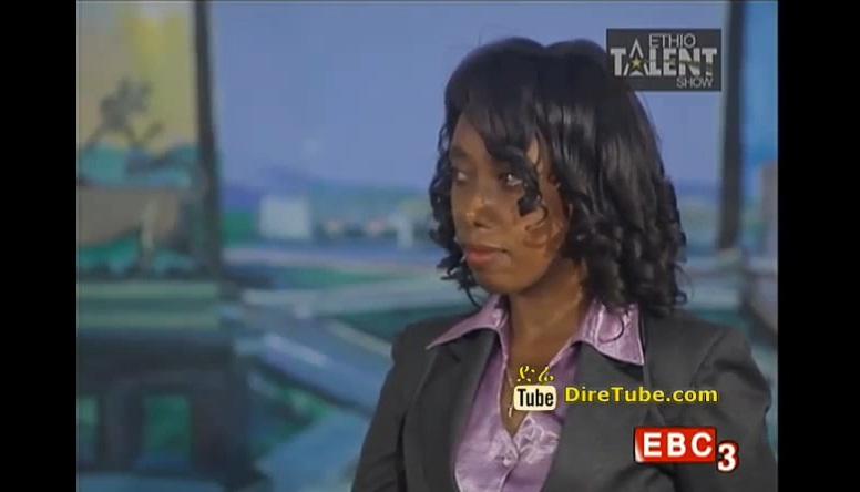 Ethio-Talent - The Latest Ethio-Talent Show Nov 30, 2014