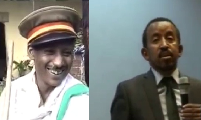 Ethiopian Comedy - Kibebew Geda Talks about Samuel Zemichael speech