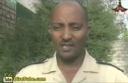 Police Report - People Arrested with Illegal Human Trafficking in Harar