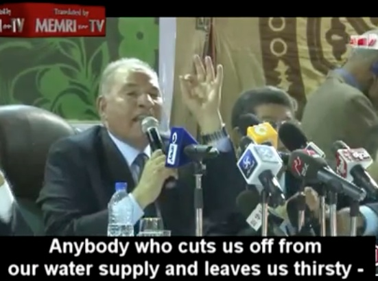 MEMRI TV - Senior Egyptian Judge Ahmad Al-Zind Threatens Ethiopia with a Military Action