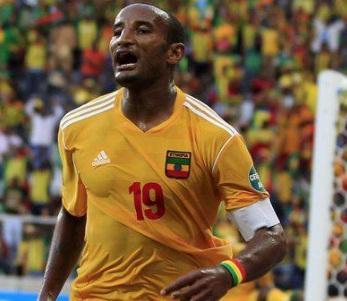 Afcon 2013 - Zambia Vs Ethiopia 1-1 Adane Girma's Amazing GOAL - 21-1-2013