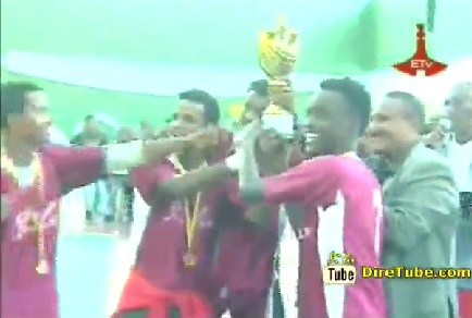 Ethiopian Sport - The Latest Sport News and Update from ETV July 8,2013