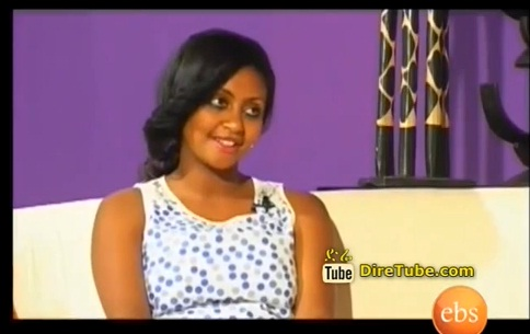 Jossy in Z House Show - Meet The Beautiful Young Actress and Nurse Makeda Afework