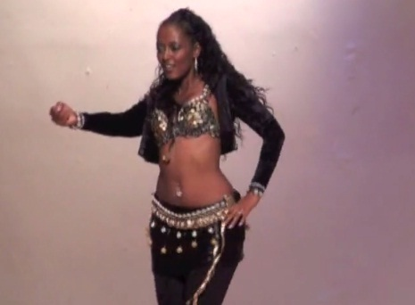 Saba - Arabic Pop at the Arabesque Academy - Bellydance