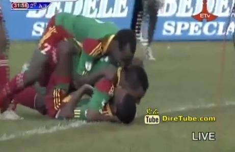 Ethiopian Sport - Ethiopia Vs.  South Africa Goals