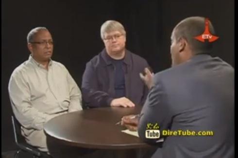 Meet ETV - The Story of Shaun Evans and Mel Tewahade with Tefera Gedamu