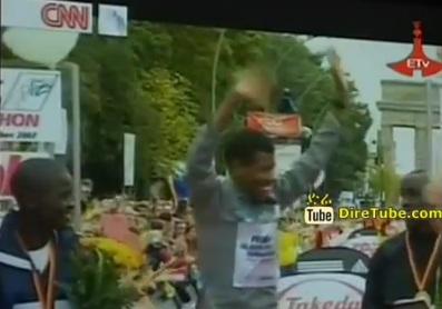 Sport News - Haile Gebrselassie to run as Pacemaker in 2014 London Marathon