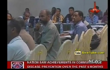 Ethiopian News - Nation Saw Achievements in Communicable Disease Prevention