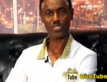 Seifu Fantahun - Funny Interview with Sileshi Demissie