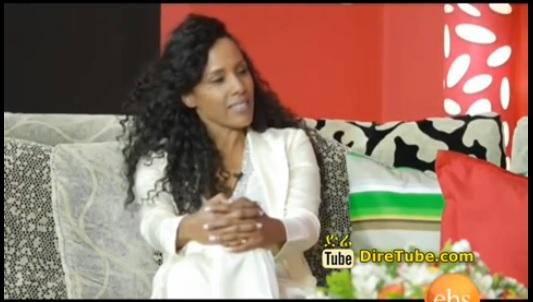 Jossy in Z House Show - Interview with Artist Minyishu Kifle