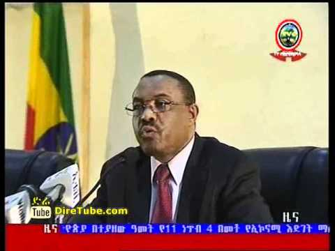 Ethiopian News - Ethiopia Register 11.4% Growth, Says Deputy Prime Minister Hailemariam Dessalegn