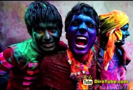 EBS Special - India: The Festival of Colors Celebrated in Ethiopia