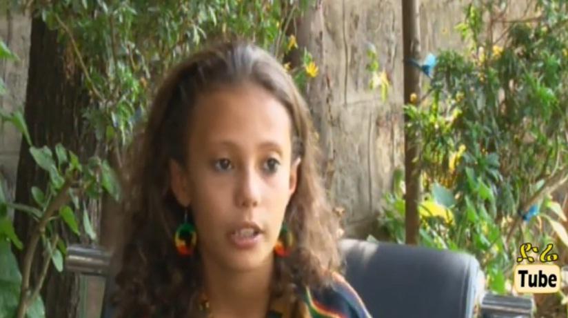 DireTube TV - Interview with Dina Matheussen - 11 Year Old Dancer