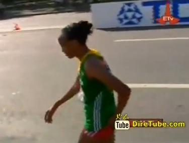 Moscow 2013 - Highlight on Women Marathon Performance