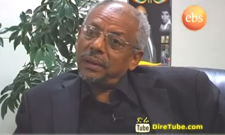 EBS Special - Interview with Ato Abay Tsehaye, Talks about Meles Zenawi - Part 2