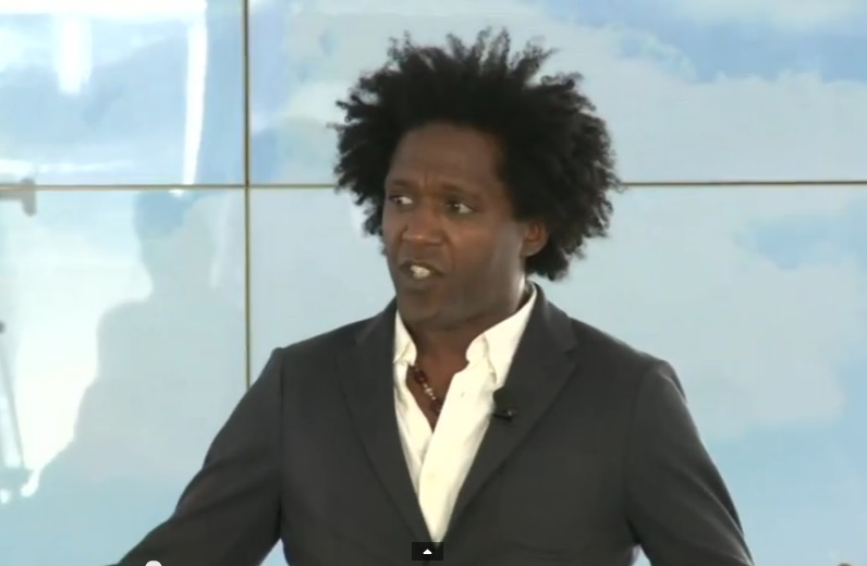 Lemn Sissay - Poetry is the Voice at the Back of the Mind
