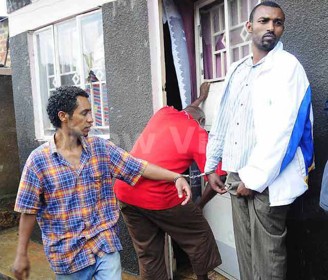 DireTube News - Uganda Police Arrest two Ethiopians terror suspects