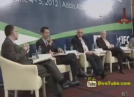 Ethiopian News - International Agricultural Finance Symposium in Addis