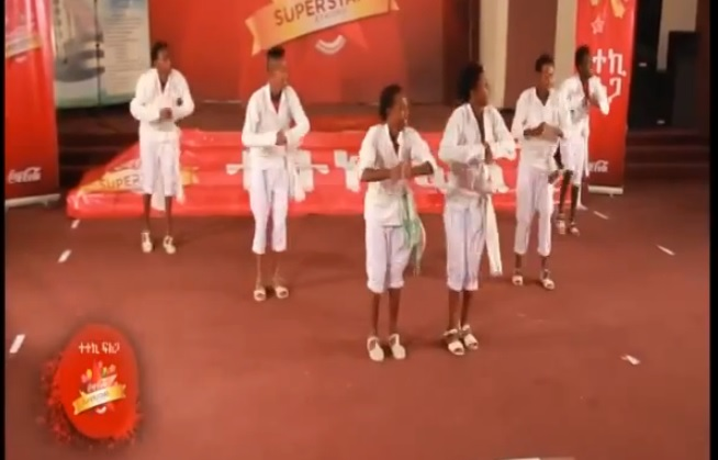 CocaCola Super Star - Beltu Balager Traditional Dance Crew - Top 10 Contestant