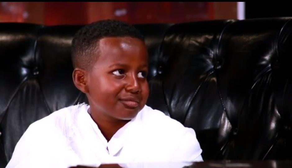 Seifu Fantahun Show - Meet Eyob - Best Child Actor Performances on Belatena Movie