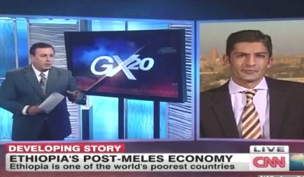 CNN - Ethiopia's Post-Meles Economy
