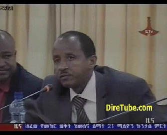 Ethiopian News - Federation council and HPR meet Kenyan Delegation for Experience Sharing