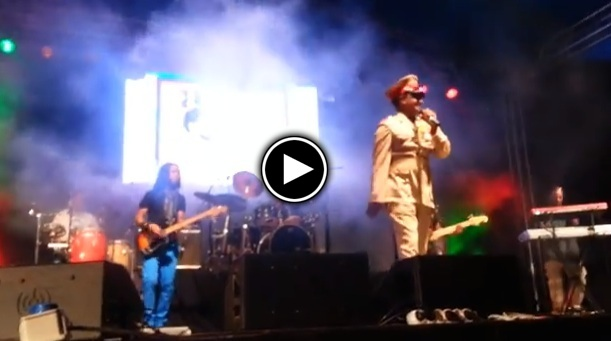 Teddy Afro - Janehoye - Last Night Wede Fikir Concert - April 26, 2014