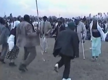 Timket - Epiphany in Addis Abeba Janmeda 1996 Etc Part 2