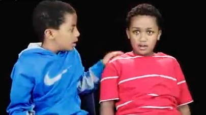 Video we Found - Ethiopian Diaspora Father's Day Funny Kids Moment