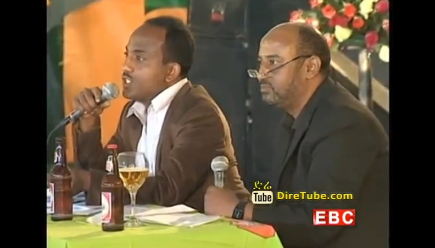 EBC Holiday Special - Tagel Seifu Talks about his Funny & Amazing Memories