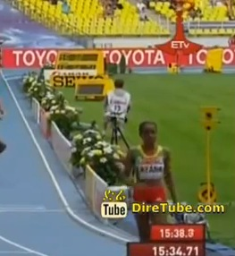Moscow 2013 - Ethiopian's Qualifies For 5000 Women and 1500 Men Races