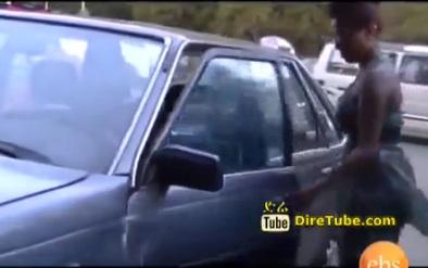 Habsha Prank - Car Parking Prank - Leb Welke