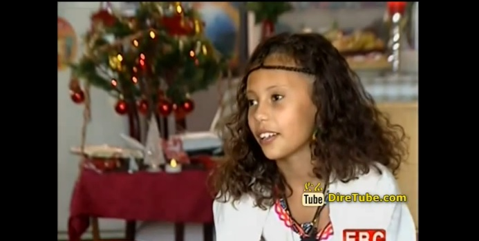 EBC Engeda - Dina Matheussen - 11 Year Old Dancer